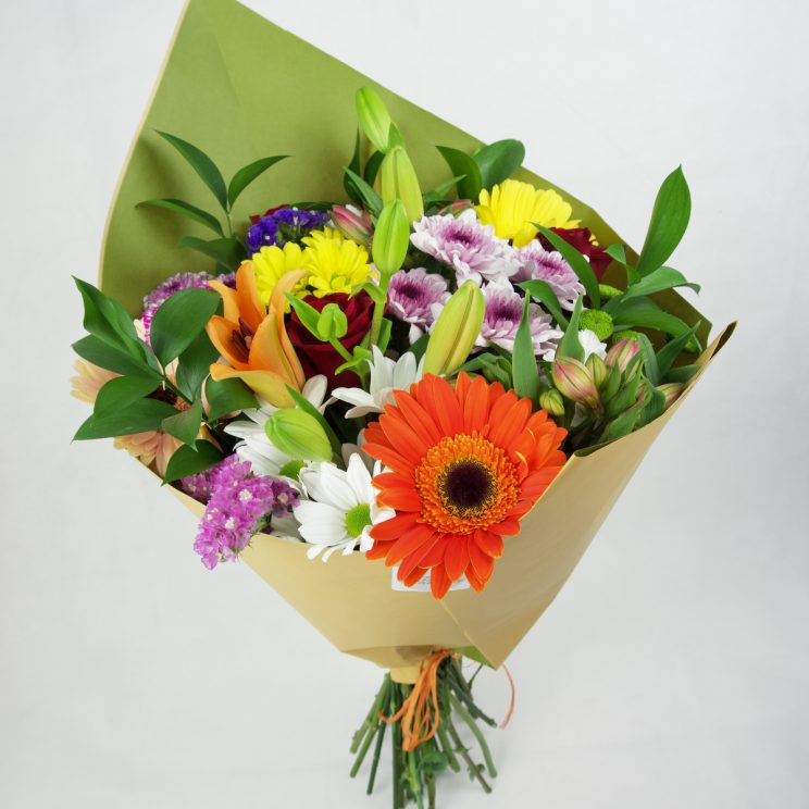 Ramo de flores variadas